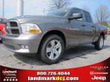 2012 Mineral Gray Metallic Dodge Ram 1500 Express Quad Cab #61701953