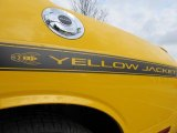 2012 Dodge Challenger SRT8 Yellow Jacket Marks and Logos