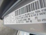 2012 Wrangler Color Code for Bright Silver Metallic - Color Code: PS2