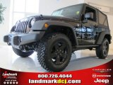 2012 Black Jeep Wrangler Call of Duty: MW3 Edition 4x4 #61701925