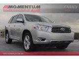 2010 Classic Silver Metallic Toyota Highlander Limited #61702510