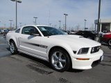 2008 Ford Mustang GT/CS California Special Coupe Data, Info and Specs