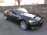 2009 Black Sapphire Metallic BMW 3 Series 335i Convertible #61701861
