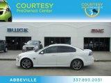 2009 White Hot Pontiac G8 GT #61702472
