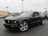 2007 Black Ford Mustang GT Deluxe Coupe #61701843