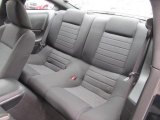 2007 Ford Mustang GT Deluxe Coupe Rear Seat