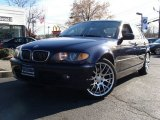 2004 Orient Blue Metallic BMW 3 Series 330xi Sedan #61701820