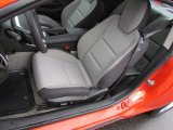 2010 Chevrolet Camaro LT Coupe Front Seat