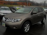 2010 Tinted Bronze Metallic Nissan Murano S AWD #61702330