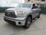 2012 Toyota Tundra Silver Sky Metallic