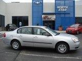 2005 Galaxy Silver Metallic Chevrolet Malibu Sedan #61702025
