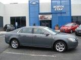2008 Dark Gray Metallic Chevrolet Malibu LT Sedan #61702015