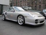 2002 Porsche 911 Arctic Silver Metallic