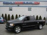 2004 Black Dodge Ram 1500 SLT Sport Quad Cab 4x4 #61762039