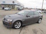 2009 Magnetic Gray Metallic Pontiac G8 Sedan #61761619