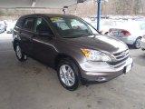 2010 Polished Metal Metallic Honda CR-V EX AWD #61761596