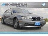 2004 Silver Grey Metallic BMW 3 Series 325i Coupe #61761990