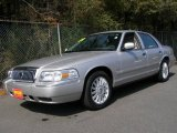2009 Silver Birch Metallic Mercury Grand Marquis LS #6144099
