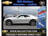 2012 Silver Ice Metallic Chevrolet Camaro LT/RS Coupe #61761952
