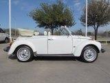 1979 Volkswagen Beetle Convertible Exterior