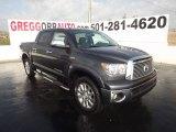2012 Magnetic Gray Metallic Toyota Tundra Platinum CrewMax 4x4 #61761526