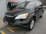 2009 Crystal Black Pearl Honda CR-V EX #61761521