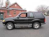 2001 Black Ford Explorer Sport 4x4 #61761919