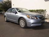 2012 Celestial Blue Metallic Honda Accord LX Sedan #61761023