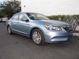 2012 Celestial Blue Metallic Honda Accord EX-L Sedan #61761011