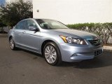 2012 Celestial Blue Metallic Honda Accord EX-L V6 Sedan #61761003