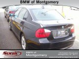 2008 Black Sapphire Metallic BMW 3 Series 328i Sedan #61761488