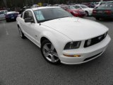 2006 Performance White Ford Mustang GT Premium Coupe #61761482