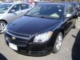 2012 Black Granite Metallic Chevrolet Malibu LS #61760959