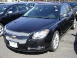 2012 Black Granite Metallic Chevrolet Malibu LTZ #61760950