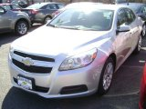 2013 Silver Ice Metallic Chevrolet Malibu ECO #61760941