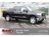 2012 Black Toyota Tundra CrewMax 4x4 #61760931