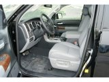 2012 Toyota Tundra Limited Double Cab 4x4 Graphite Interior