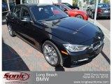 2012 Black Sapphire Metallic BMW 3 Series 335i Sedan #61761430