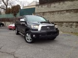 2008 Black Toyota Tundra Limited Double Cab 4x4 #61761816