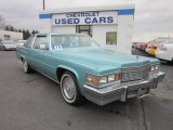 Cadillac DeVille 1979 Data, Info and Specs