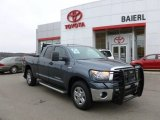 2010 Slate Gray Metallic Toyota Tundra SR5 Double Cab 4x4 #61760883