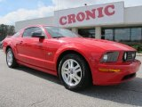 2007 Torch Red Ford Mustang GT Premium Coupe #61761369