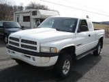 1998 Bright White Dodge Ram 1500 Sport Extended Cab 4x4 #61761350