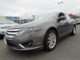 2010 Sterling Grey Metallic Ford Fusion SEL #61761324