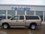 2005 Light Almond Pearl Dodge Ram 1500 SLT Quad Cab #61761313
