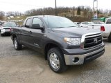 2011 Magnetic Gray Metallic Toyota Tundra TRD Double Cab 4x4 #61761725
