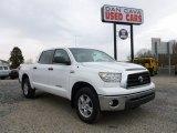 2008 Super White Toyota Tundra SR5 CrewMax 4x4 #61761724