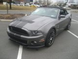 2011 Sterling Gray Metallic Ford Mustang Shelby GT500 SVT Performance Package Convertible #61761655