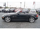 1999 Mercedes-Benz SLK Black