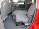 2007 Dodge Ram 3500 SLT Mega Cab 4x4 Dually Rear Seat